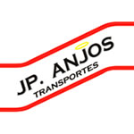 Logo JP. ANJOS TRANSPORTES