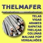 Logo Thelmafer - Ferragens, Vigas, Colunas e Sapatas