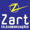 Logo Zart Telecomunicações