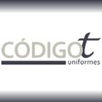 Logo C�digo T - Confec��o de Uniformes