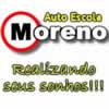 Logo Auto Moto Escola Moreno