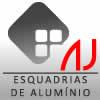 Logo AJ Esquadrias de Alum�nio